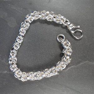 Chunky Byzantine Bracelet