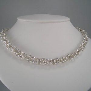 Byzantine Necklace - Heavy Gauge