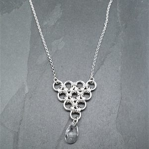 chainmail pendant
